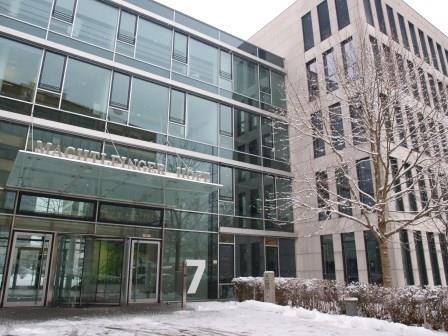 Referenz Bürogebäude Machtlfinger Höfe München