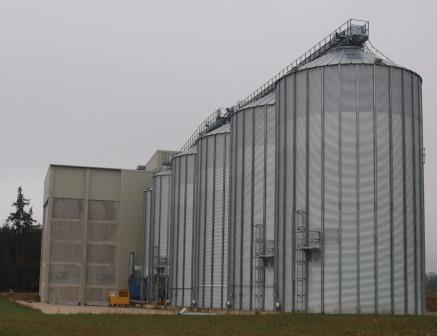 Getreidelager im Landkreis Neumarkt i.d.OPf.