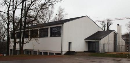 1-Feld-Sporthalle in Ravensburg